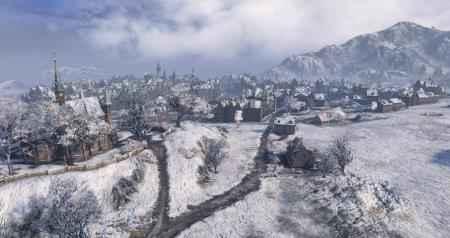 Слив новая карта Виндшторм