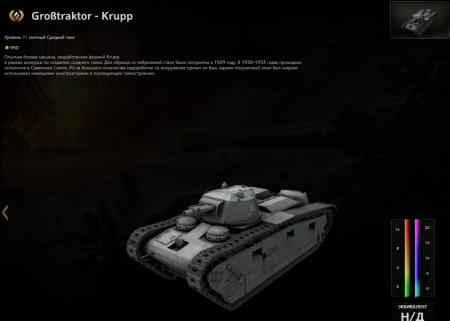 Подробнее о Grobtracktor - Krupp