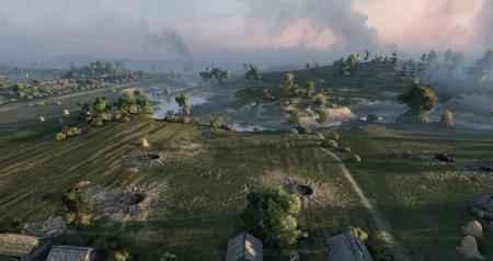 Слив переделки карты Прохоровка