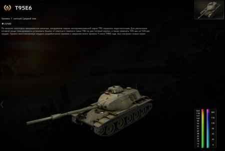 Подробнее о T95E6
