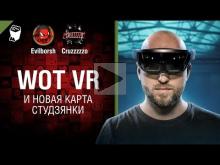 WoT VR и новая карта Студзянки — Танконовости №182 — Будь го