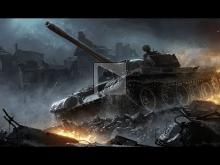 """БРО"" Вечер с Skoda T50, Т 55А, M46 Patton"