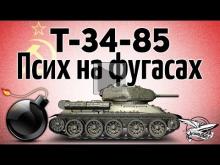 Т— 34— 85 — Псих на фугасах — Не играйте так