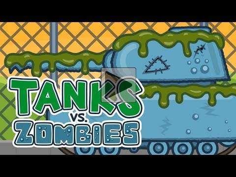 Танки против Зомби #10: Бой с Монстром. Финал 1го сезона | М