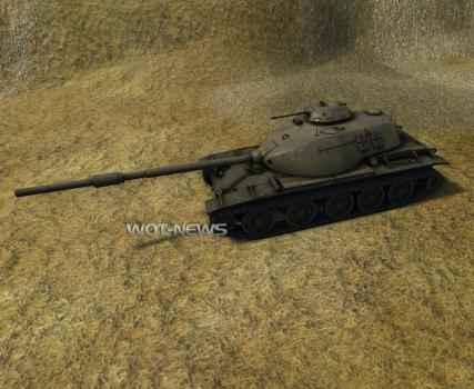T95E6 Еще раз