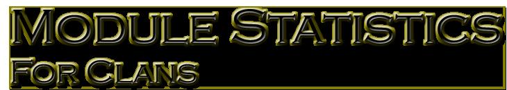Модуль статистики клана WoT