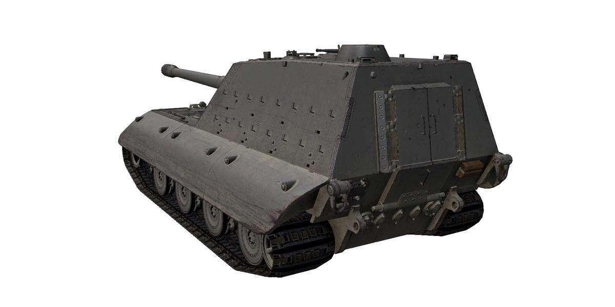 Jagdpanzer E-100 :: GOSU: World of Tanks