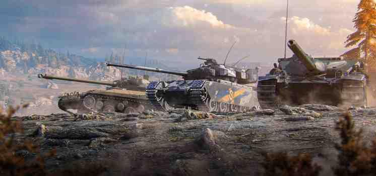 T92, AMX Cda 105 и Primo Victoria