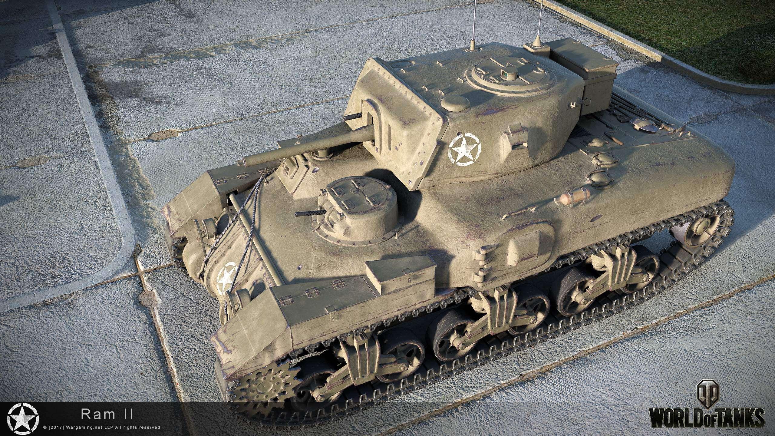 HD 9.18 Ram II, Pz.Kpfw.IV Ausf A, Pz.Kpfw. I, Объект430 II