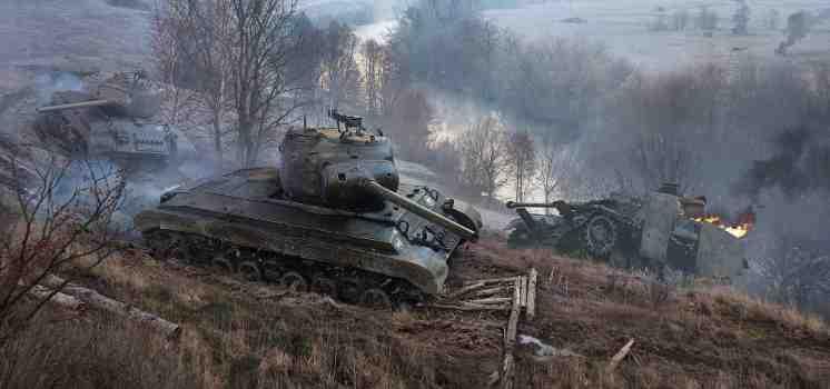Охота на «Пилота»: получи премиум танк T25 Pilot бесплатно!