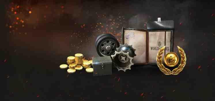 Предложения на выходные: золото, премиум и боевые задачи