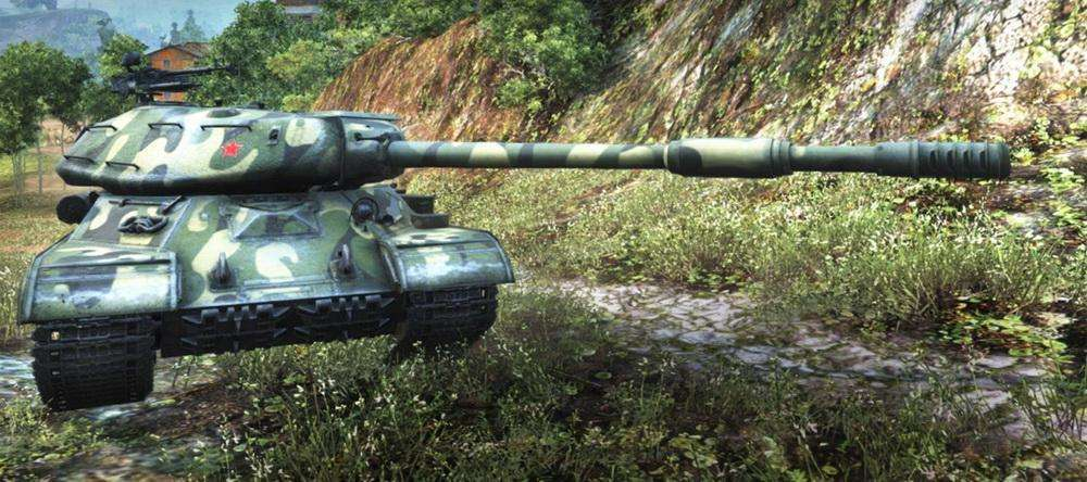 Танк ИС-4