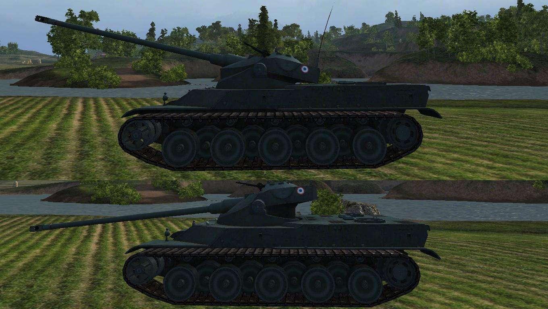 AMX 5 1 Барабанщик (обзор, гайд, тактика игры