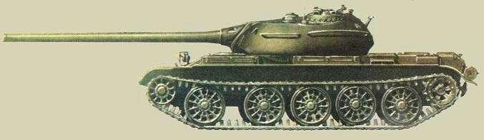 Т— 54 облегченный