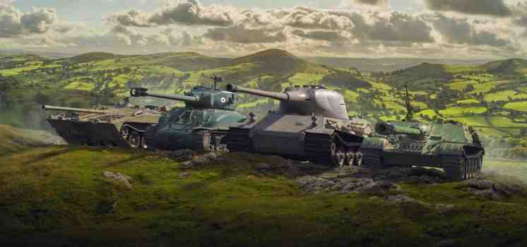 Премиум танки недели: L?we, Strv S1, WZ— 120— 1G FT и Revalori
