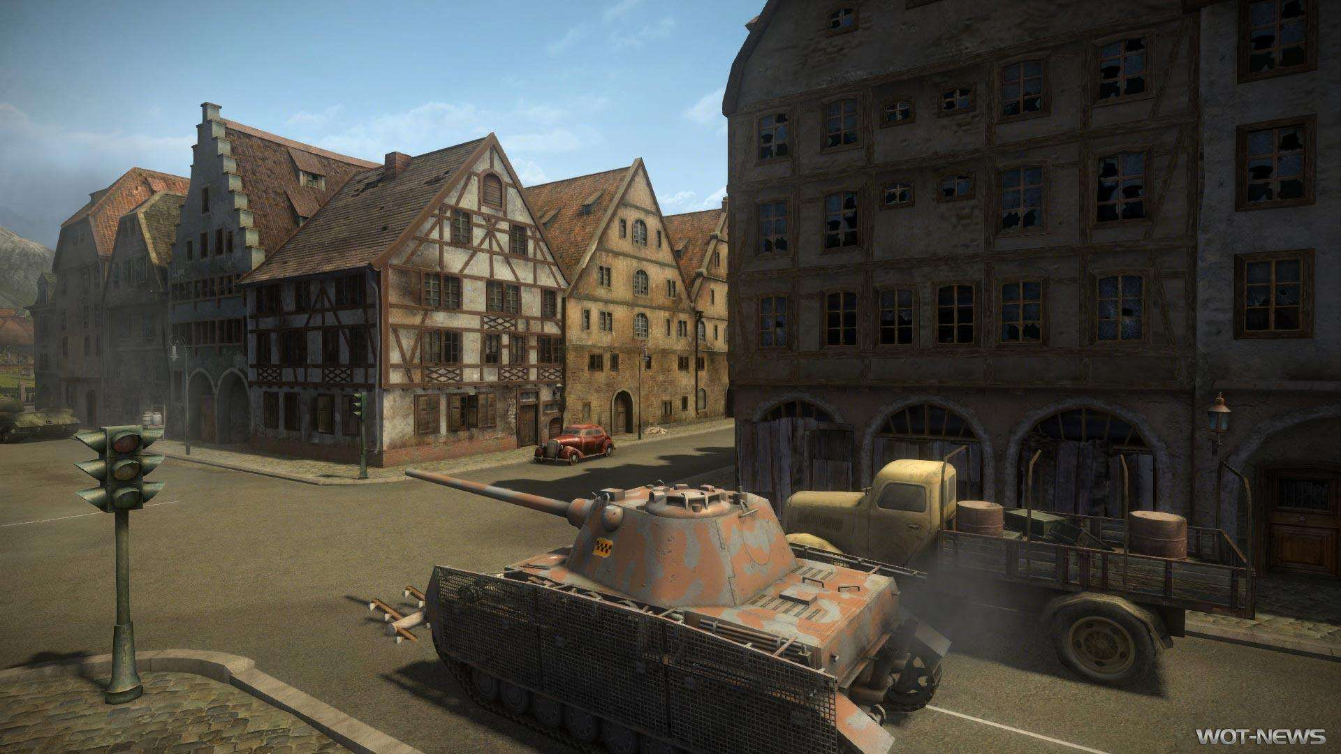 PZ IV premium in pictures - Gameplay - World of Tanks