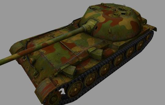 Советский средний танк объект 416